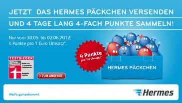 Aktion Hermes & PAYBACK