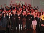 Alle ausgezeichneten Top Arbeitgeber 2012