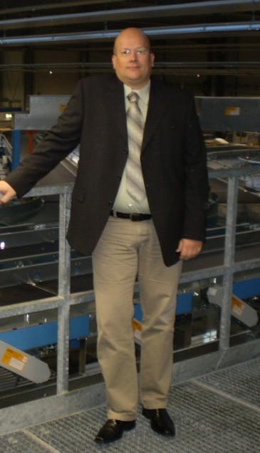 Leiter Marcus Czwordon