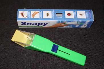 Insektenfanggerät Snapy