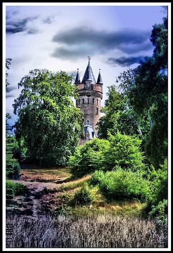 Tower of Rapunzel_CC BY Marco Mutzke (flickr)