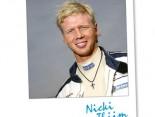 Rennfahrer Nicki Thiim