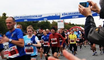 Köhlbrandbrückenlauf 2012 (Foto: Ilona Gorling)