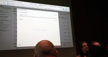 'Social Media Monitoring am Beispiel bchh12' mit Stefan Evertz
