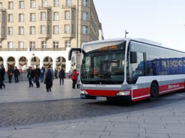Bus in Hamburg, Quelle: Hamburger Verkehrsverbund