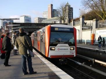 U-Bahn Hamburg, Quelle: Hamburger Verkehrsverbund