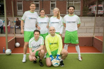 Team Sportfreunde Hermes