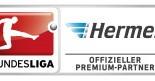 Hermes - Offizieller Premium-Partner der Bundesliga
