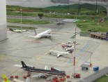 Ready for Take-off am Airport Knuffingen