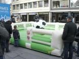 Fantour Stopp Dortmund - Ball Rodeo