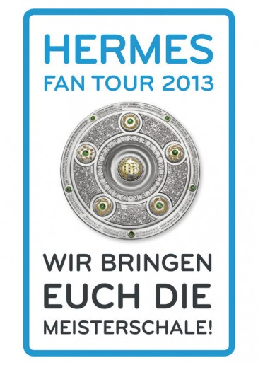 Hermes Fan Tour 2013 Logo