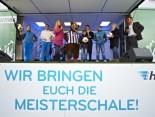 Hermes Fan Tour Berlin Wir bringen euch die Meisterschale