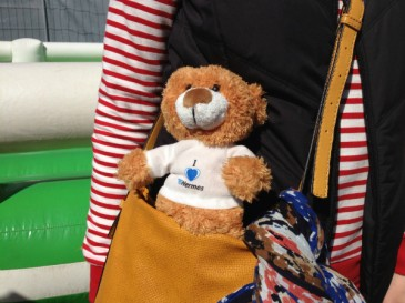 Hermes Fan Tour Hamburg_Teddy