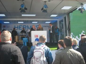 Hermes Fan Tour Hamburg_Uwe Seeler