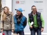 Hermes Fan Tour Köln_Moderatoren Trio