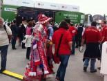Hermes Fan Tour München Bayernfans