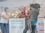 Hermes Fan Tour München