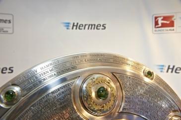 Hermes Fan Tour Meisterschale