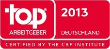 Top Arbeitgeber 2013 Logo