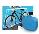 Fahrrad versenden mit Hermes