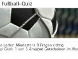 Hermes Fussball-Quiz