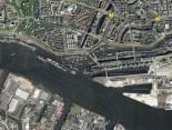 Bester Ort um sich die Kreuzfahrtschiffe im Hamburger Hafen anzusehen