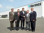 Hermes Niederlassung Schortens Eröffnungsfeier