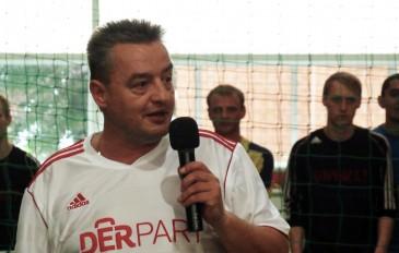 Organisator Michael Busse von DERPART