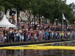 Impressionen vom Hamburger Lions Entenrennen 2011