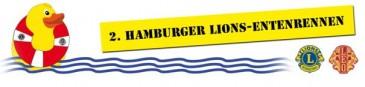 Hamburger Lions Entenrennen