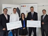 Hermes Innovationswettbewerb Siegerehrung