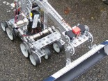 Roboter Bagger, Quelle: heise verlag