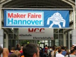Maker Faire Eingang