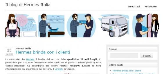Hermes Italy Blog
