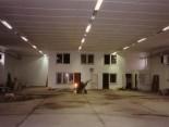 Hermes Lagerhalle zu Wendezeiten