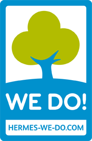 Hermes WE DO Umwelt- und Klimaschutz nachhaltige Logistik