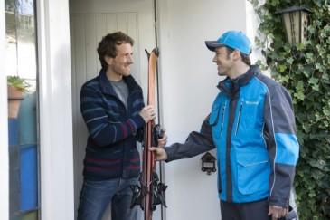 Ski Versand mit Hermes