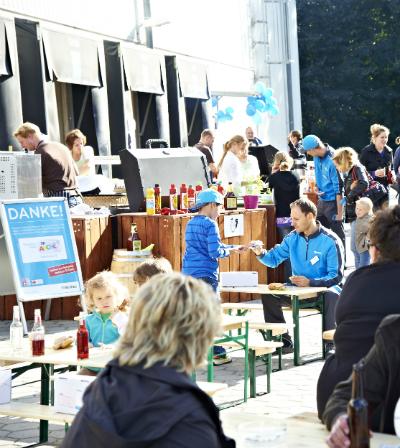 Tag der offenen Tür Niederlassung Hamburg