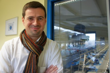 Hermes Niederlassungsleiter in Erfurt Michael Jungk