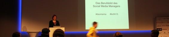 Vivian Pein / Das Berufsbild des Social Media Managers