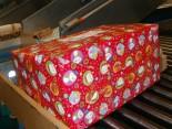 Weihnachtsgeschenke am laufenden Band