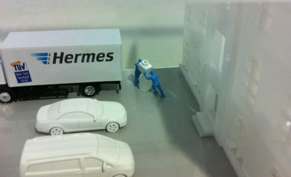 hermes einrichtungs service tracking