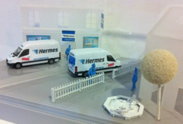 Hermes Logistik Gruppe Deutschland