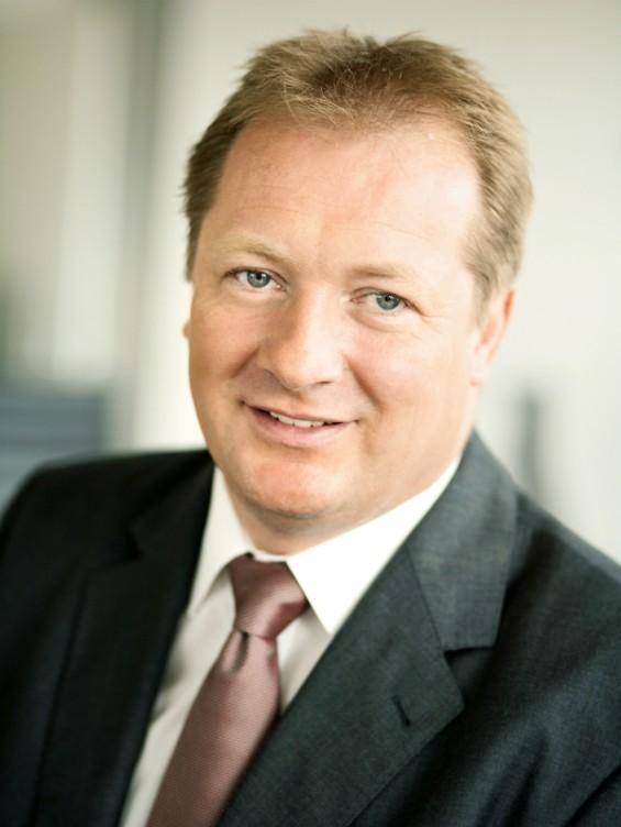 Frank Iden - Vorsitzender der Geschäftsführung, Hermes Logistik Gruppe Deutschland GmbH