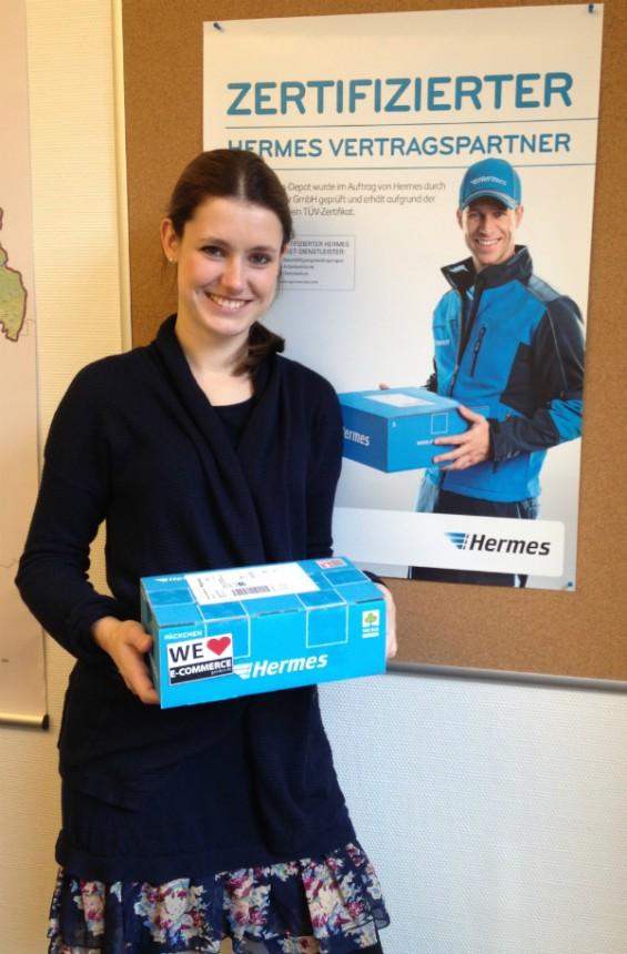 Hermes Blog: 5 Fragen an Saskia Bloch