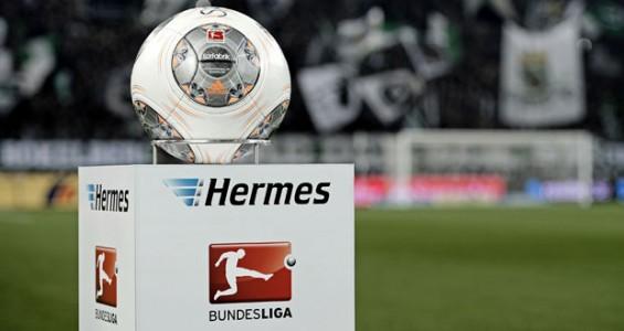 Hermes Offizieller Premium-Sponsor der Bundesliga