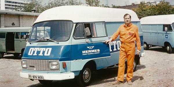 Hermes Paket Schnelldienst