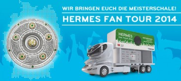 Hermes Fan Tour 2014