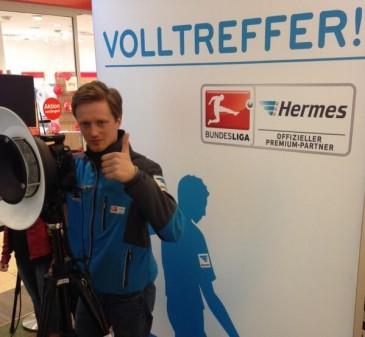 Hermes Fan Tour Fotograf Christian