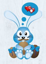 Hermes Umfrage zu Ostern - Ei schlägt iPad